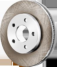 COMPLETE KIT PowerSport Series Replacement Rotors and Ceramic Pads BLBC.3508802