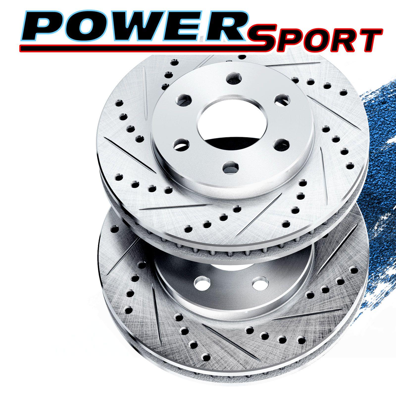 power slot rotors tacoma