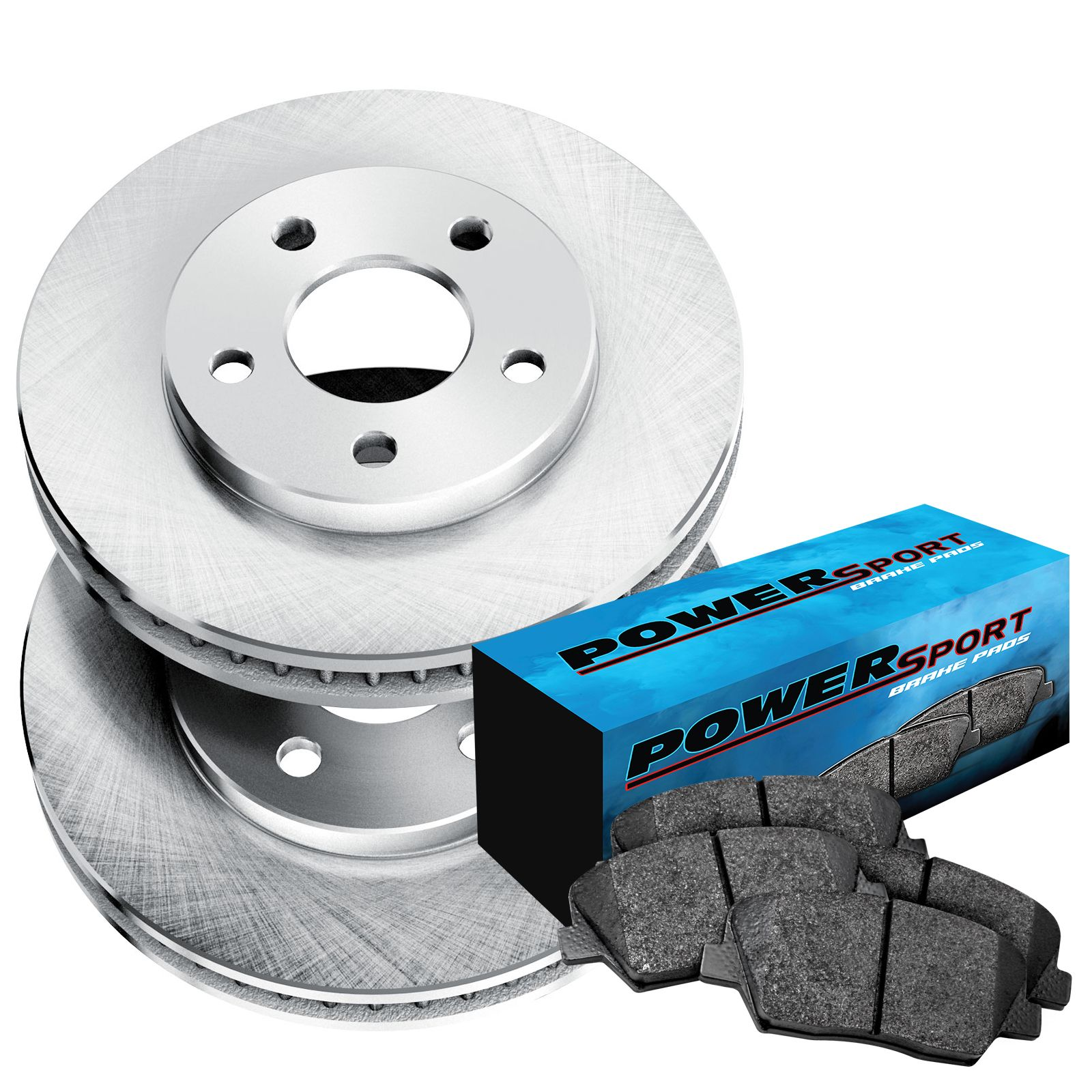 Front Rear Disc Rotors /& Ceramic Brake Pads Fits Chrysler Dodge Jeep