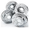 Brakelabs Drilled & Slotted Rotors