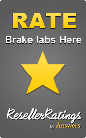 Rate Brake Labs Here
