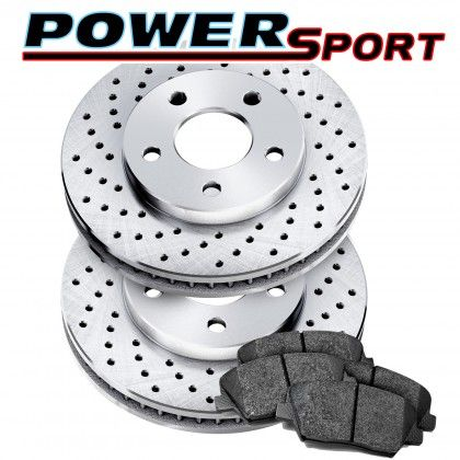 Part Image Drilled Rotors Kits big image