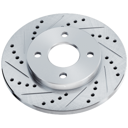 Subcategory Images Cross Drilled And Slotted Rotors first big image