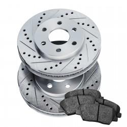 parts image Drilled And Slotted Rotors Kits medium image